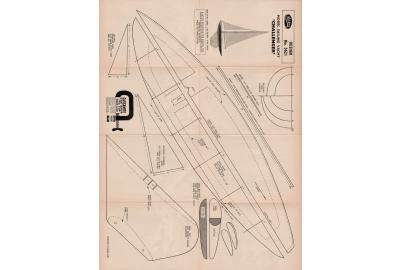 FREE PLAN: Model Sailing Yacht 'Challenger'