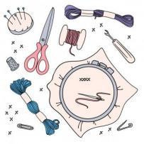Cross Stitch & Embroidery Kits