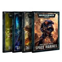 Rulebooks and Codexes