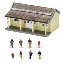 Buildings & Figures