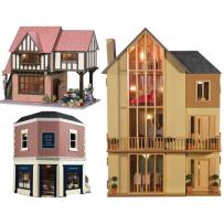 Dolls House and Basements