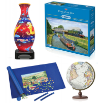 Jigsaw Puzzles & Board Games