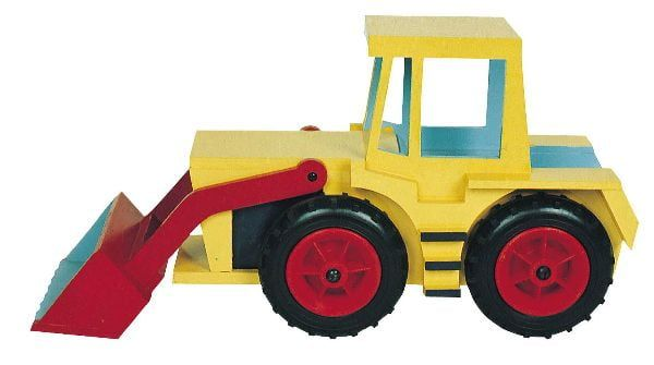 Shovelnose Tractor