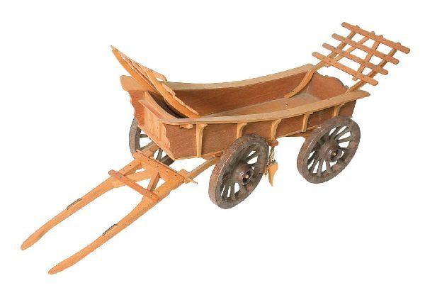 Model Farm Wagon - Plan