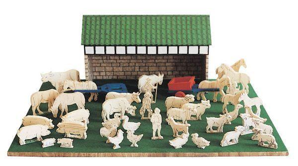 Farm Figures and Animals
