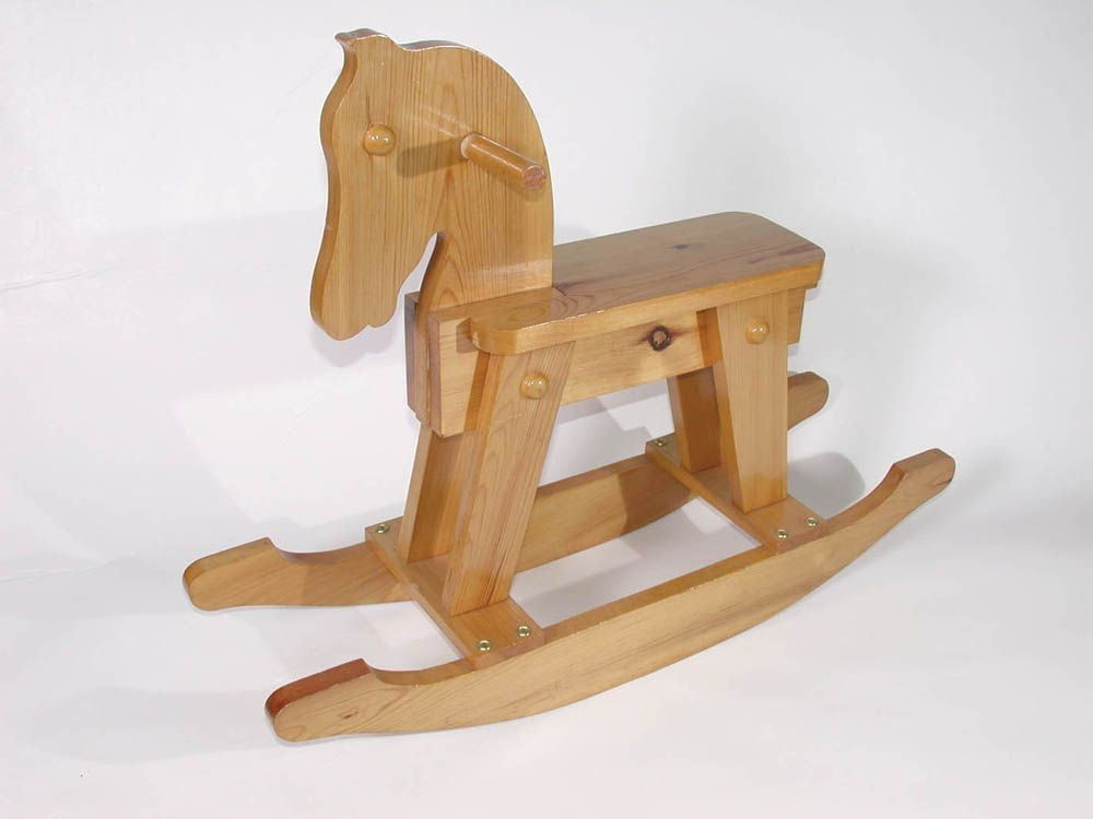 Small Rocking Horse.
