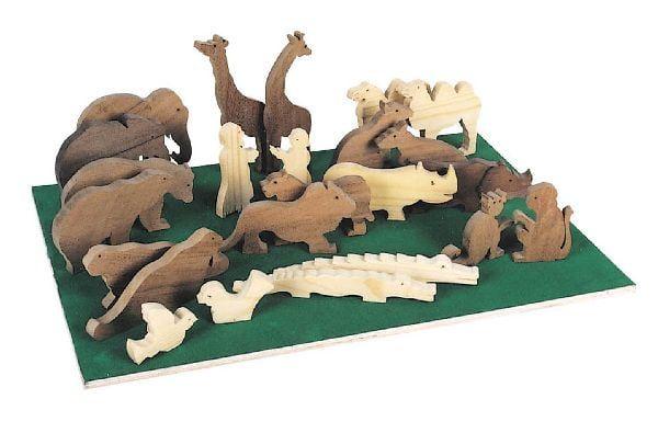 Animals for Noah's Ark