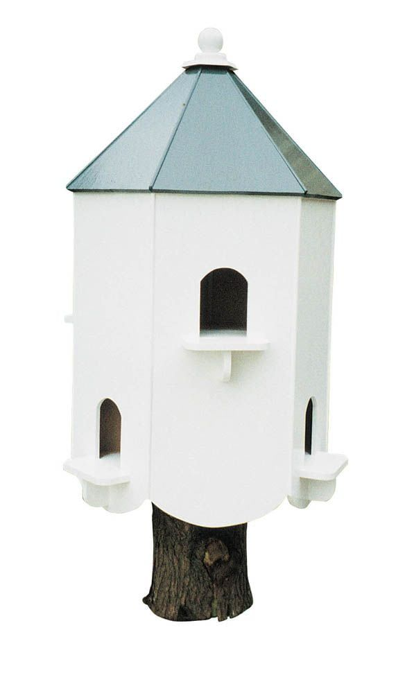 Dovecote Easy-To-Build Plans and Materials