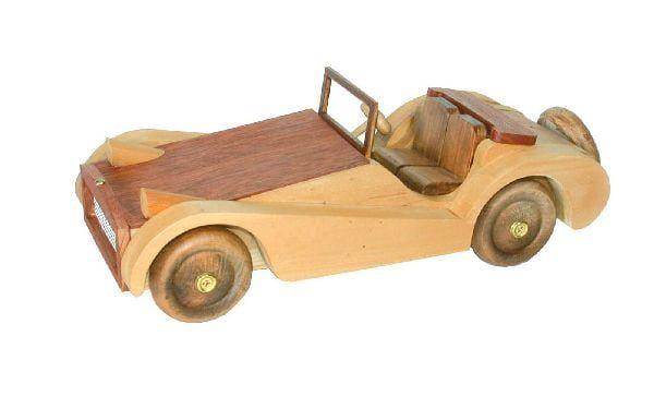 Triumph Sports Car - Plan