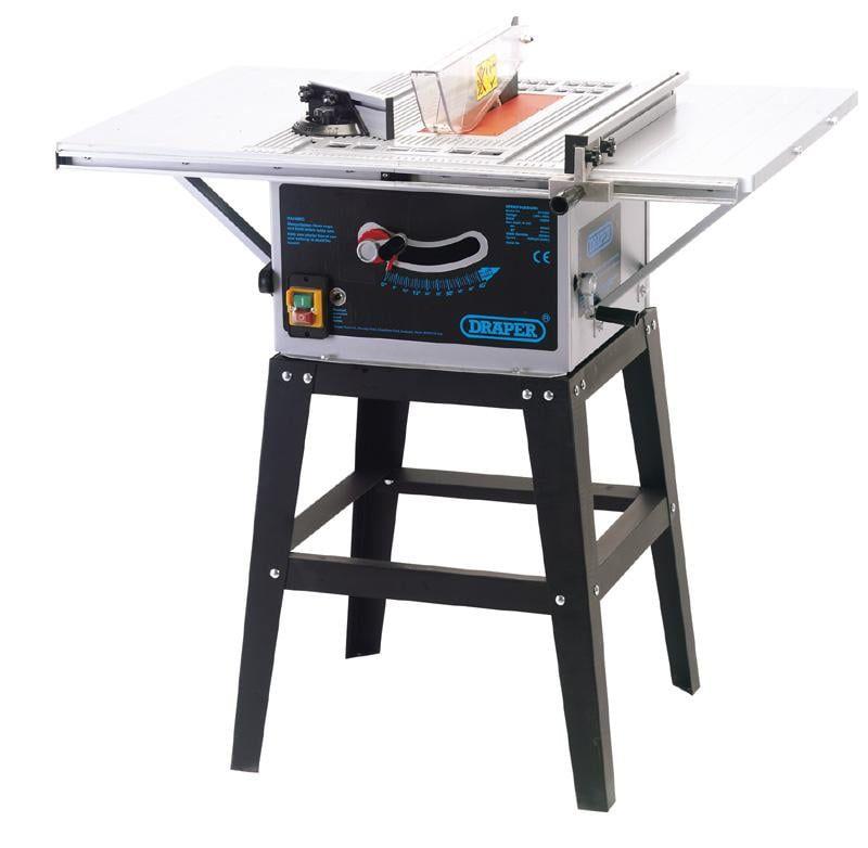 Draper Table Saw 254mm 1500W 230V