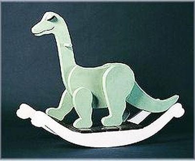 Rocking Dinosaur Plan