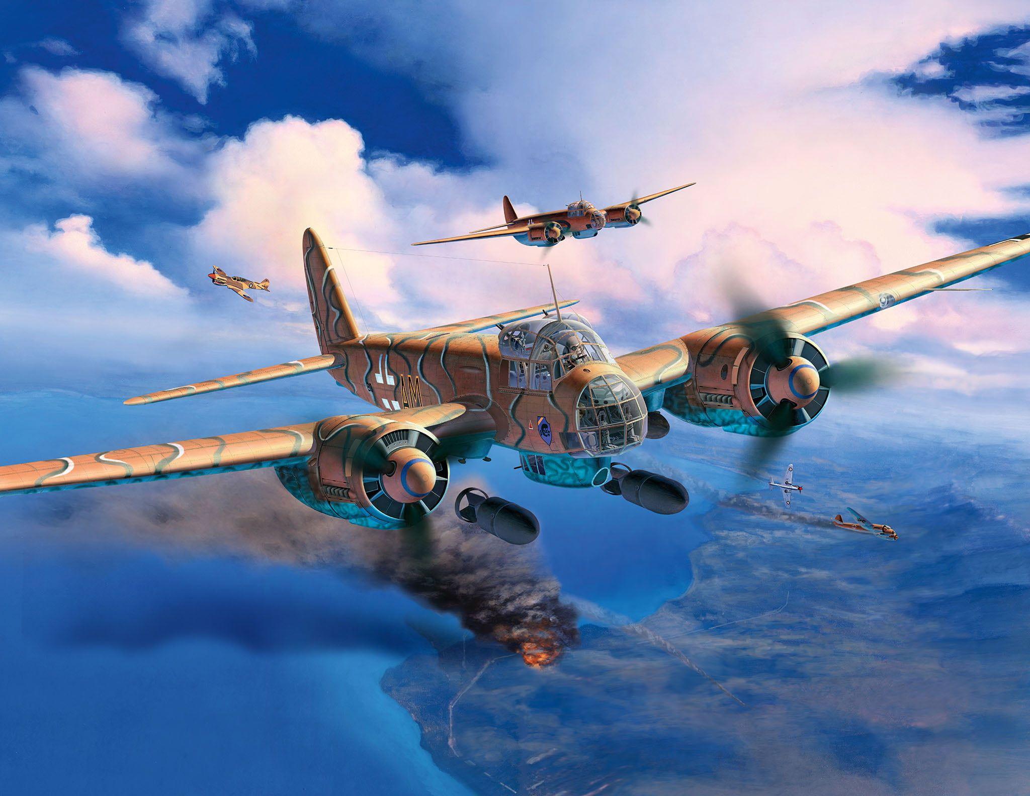 Revell Junkers JU88 A-4 Bomber Kit