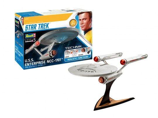 Revell Star Trek USS Enterprise NCC-1701 00454