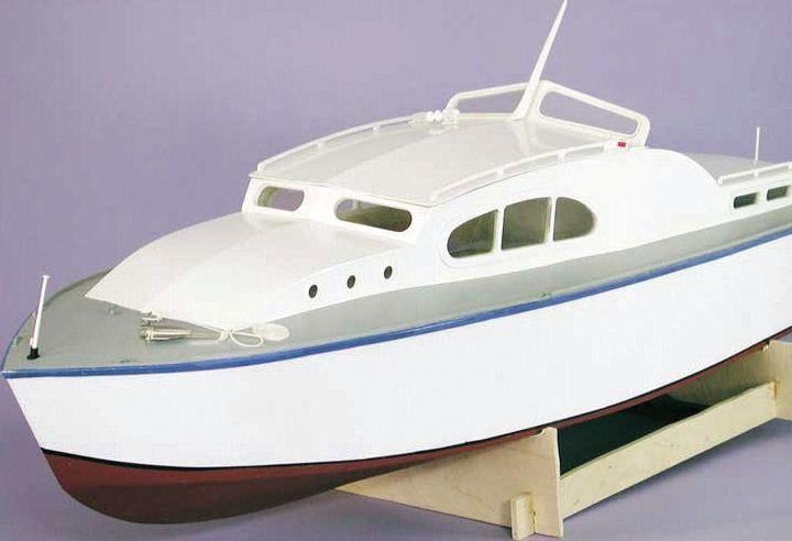 Aerokits Sea Queen Boat Kit