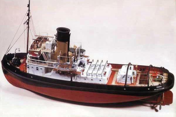 Caldercraft Imara Harbour Tug Kit