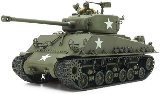 """Tamiya U.S. Medium Tank Sherman """"Easy Eight"""""""