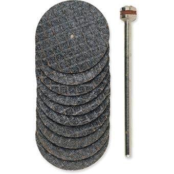 Proxxon Reinforced Aluminium Oxide Cutting Discs
