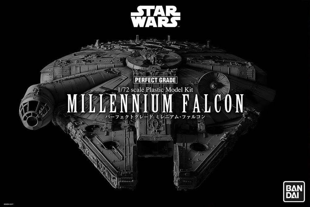 Star Wars Bandai Millennium Falcon Perfect Grade Kit