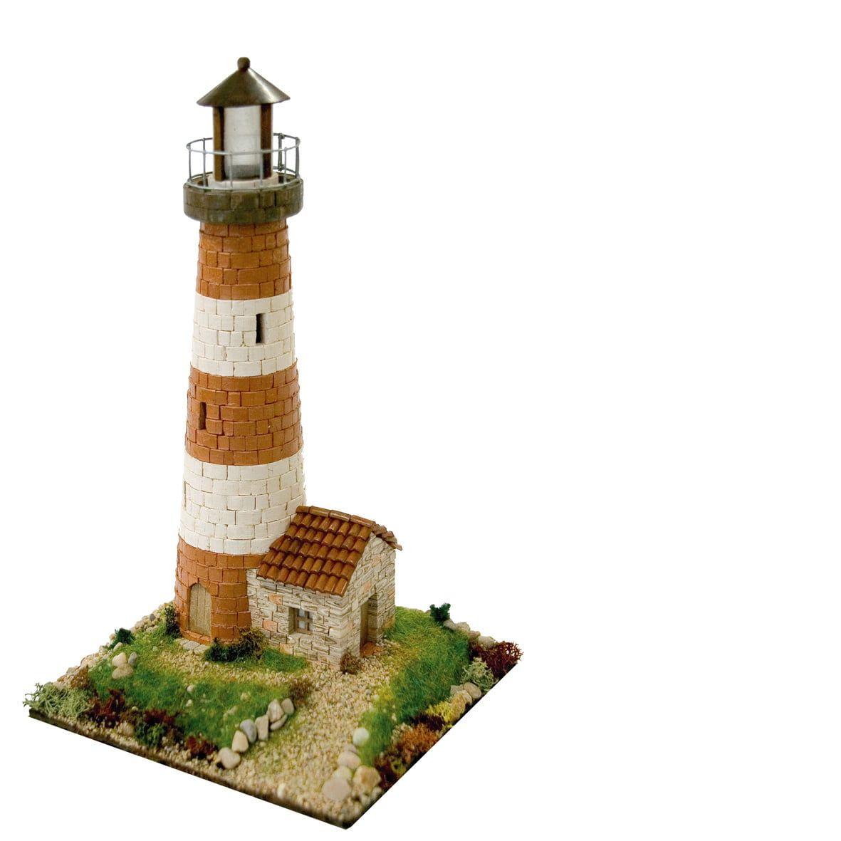 Domenech Lighthouse Brick Construction Kit