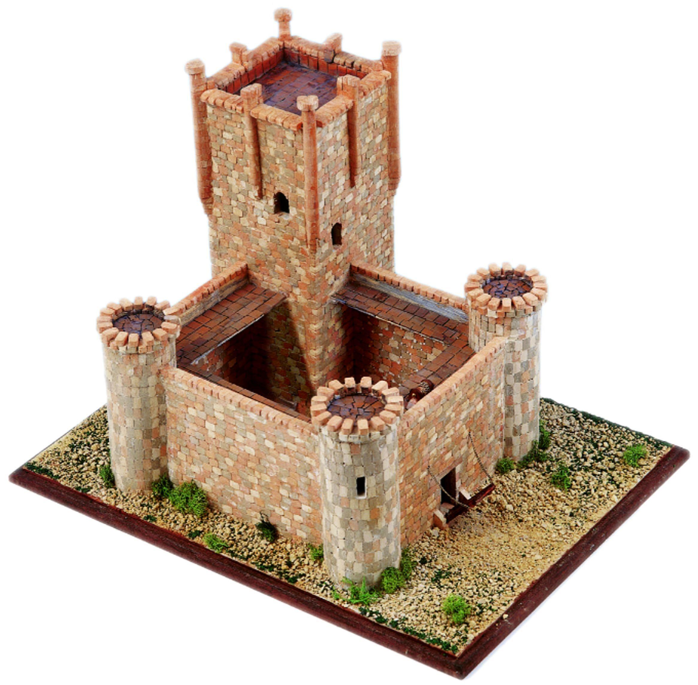 Domenech Castle of Torrelobaton Kit