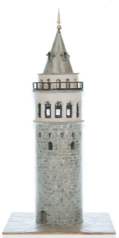 Domenech Galata Tower Kit