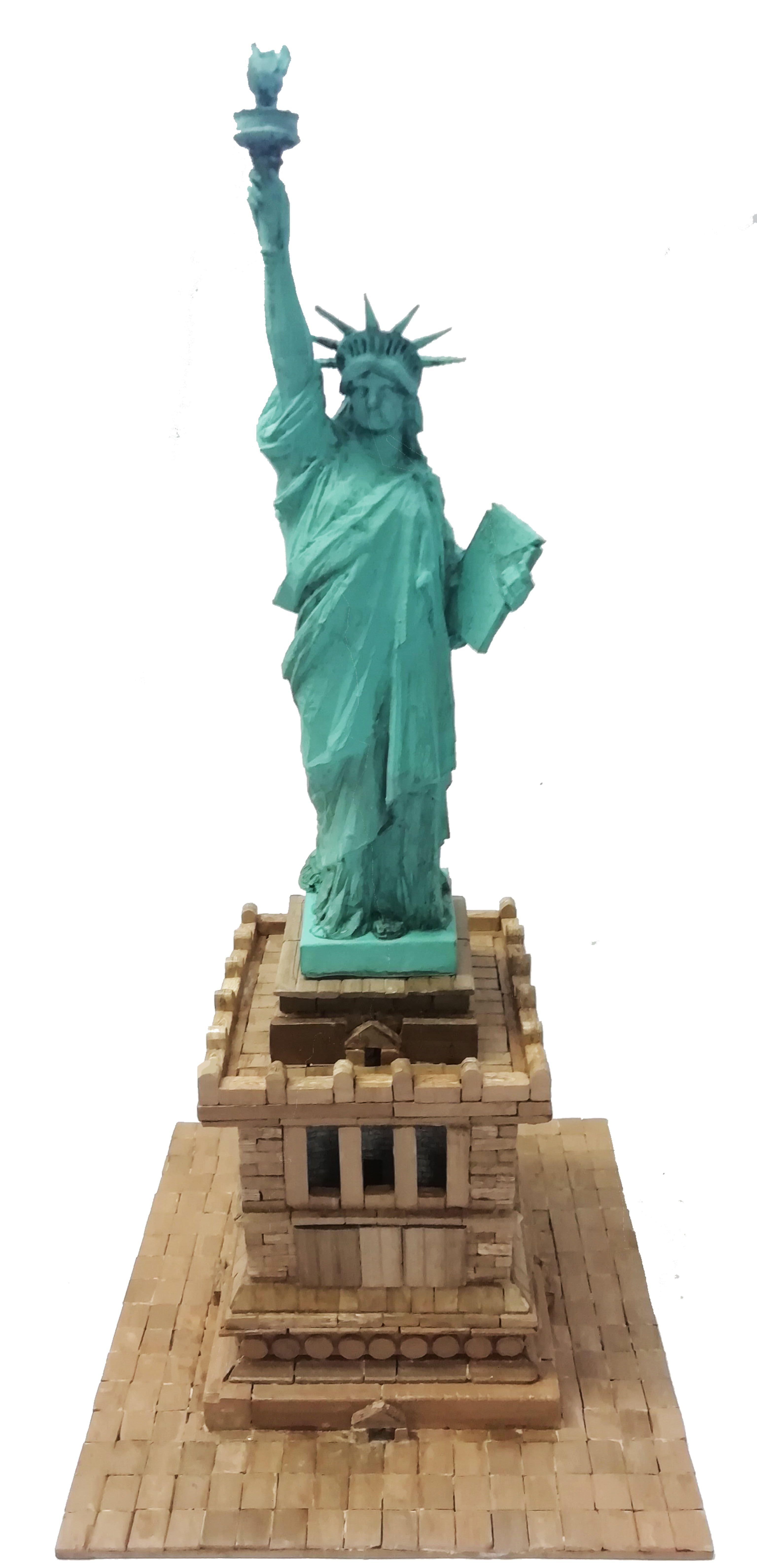 Domenech Statue of Liberty Kit