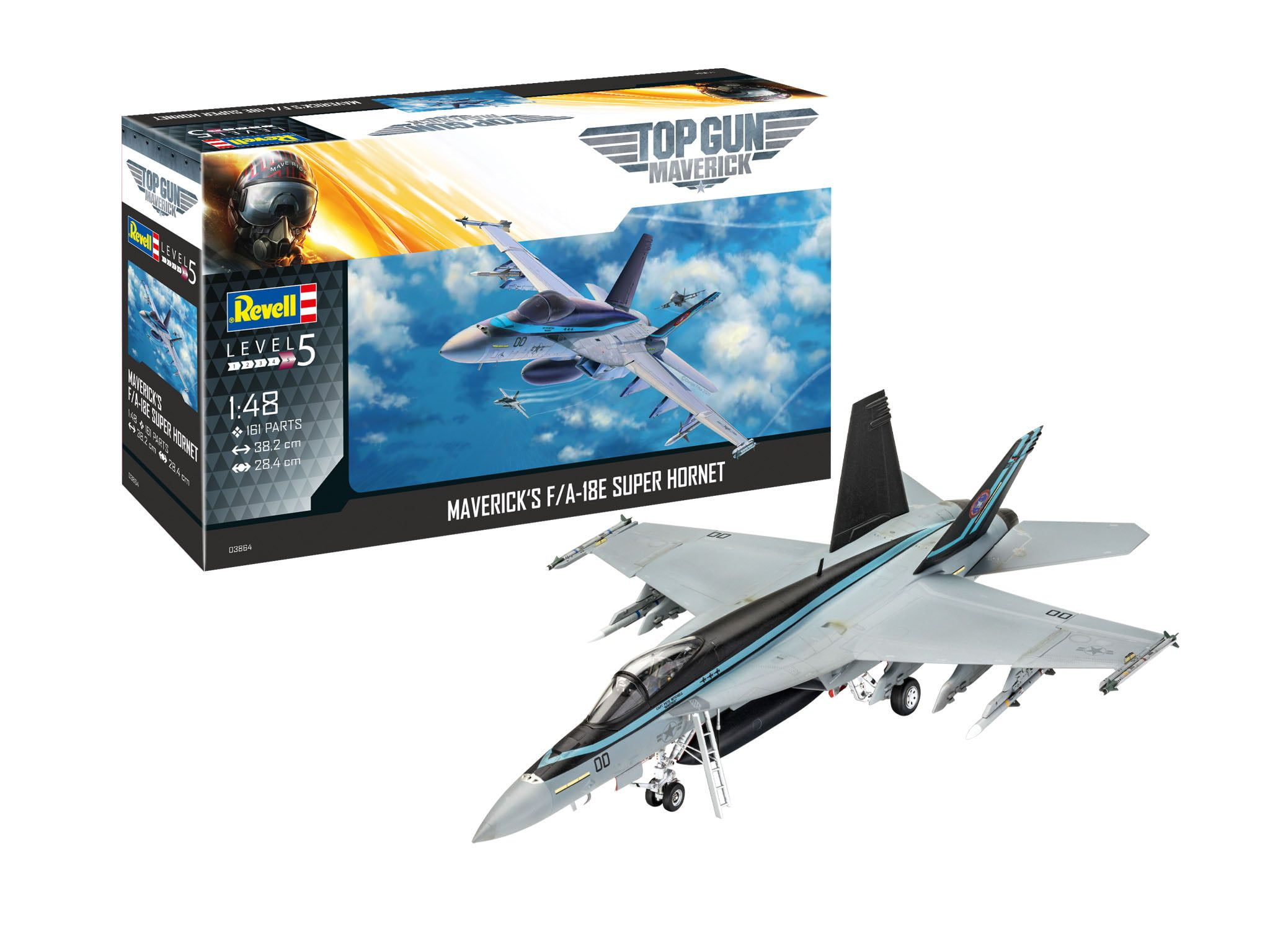 Revell Top Gun Maverick FA-18E Super Hornet