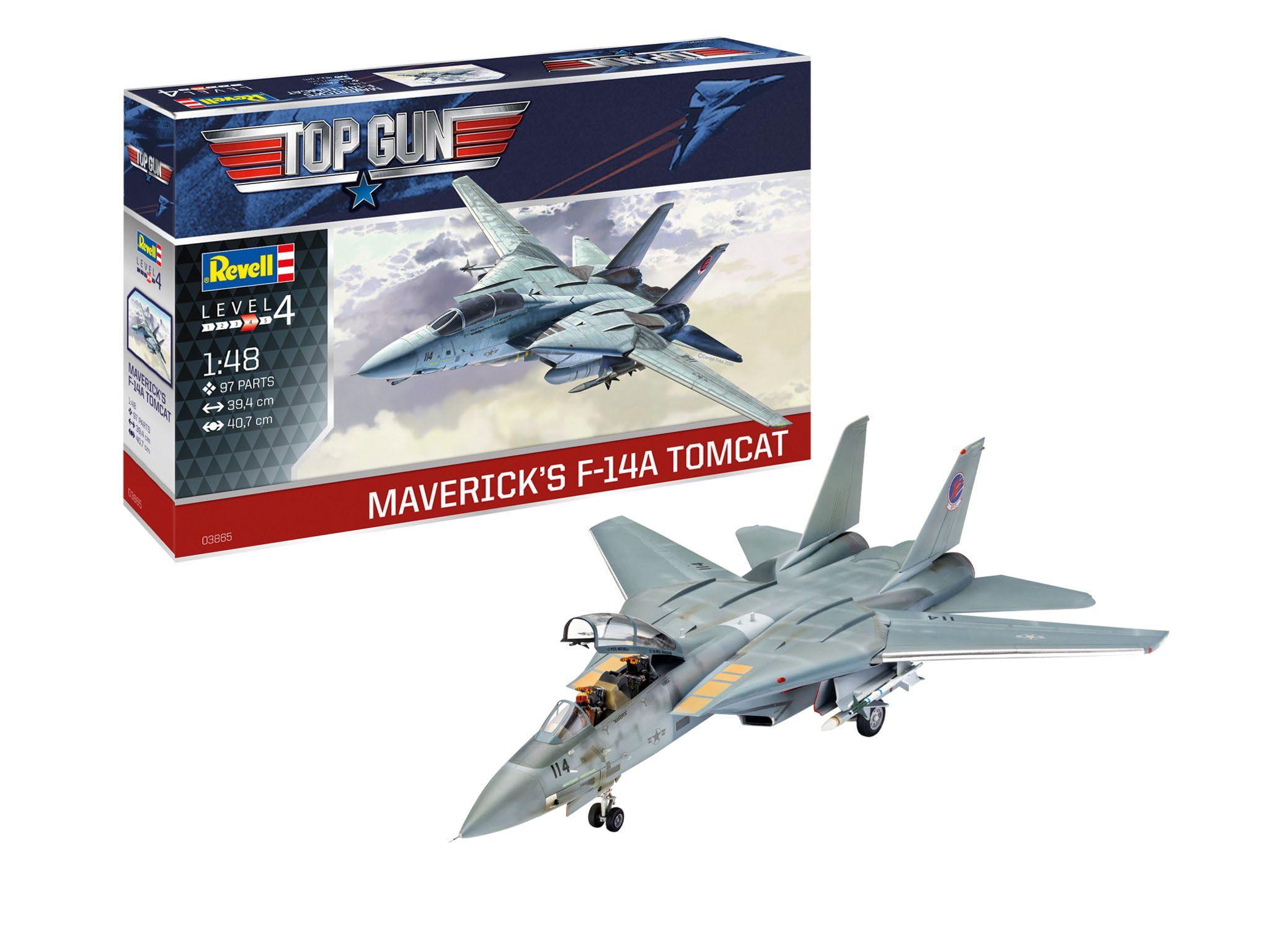 Revell Top Gun F-14A Tomcat