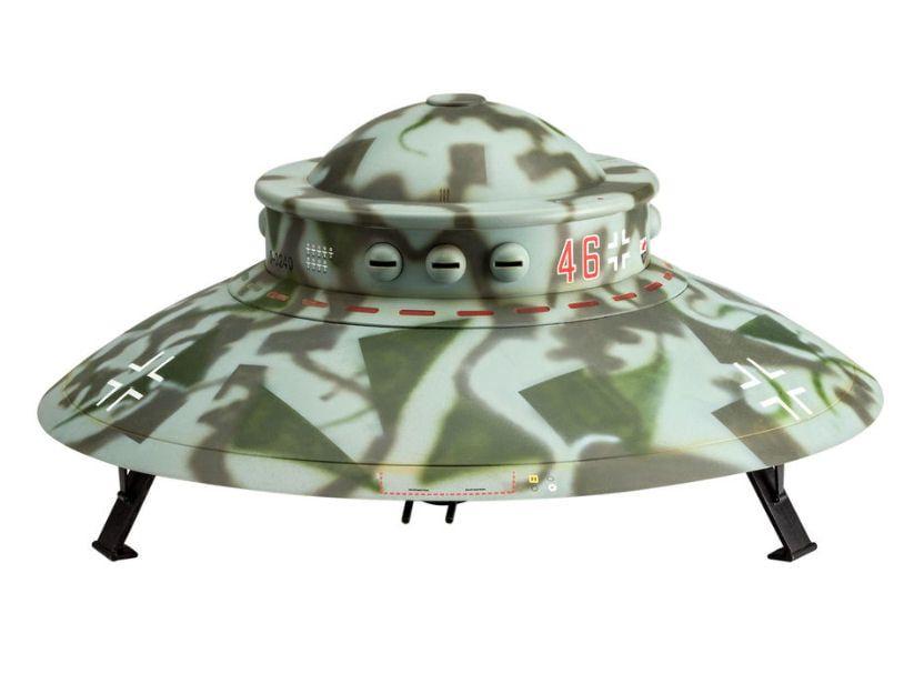 Revell Haunebu II Flying Saucer