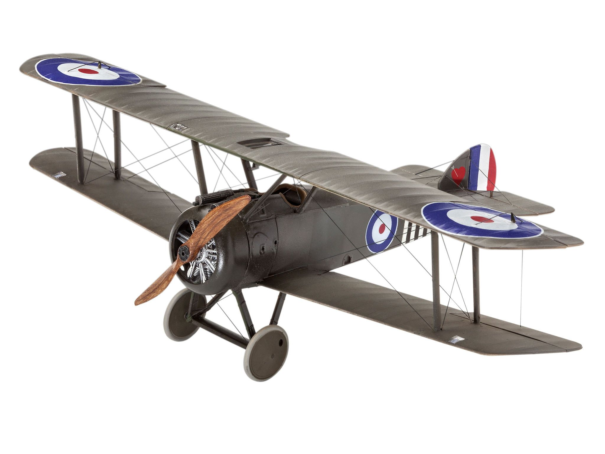 Revell Sopwith Camel 1/48th Scale Plastic Kit