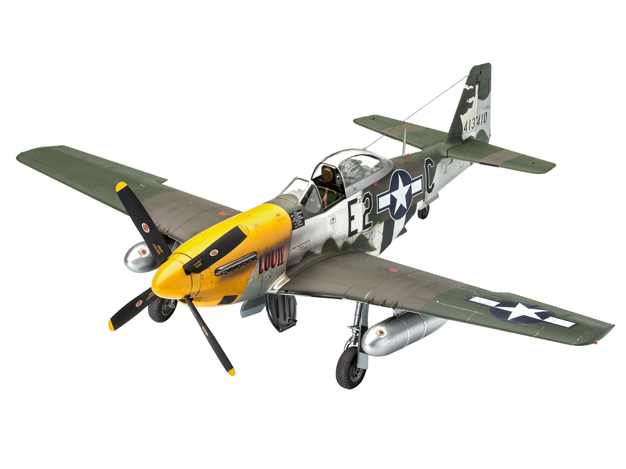 Revell P-51D 5NA Mustang