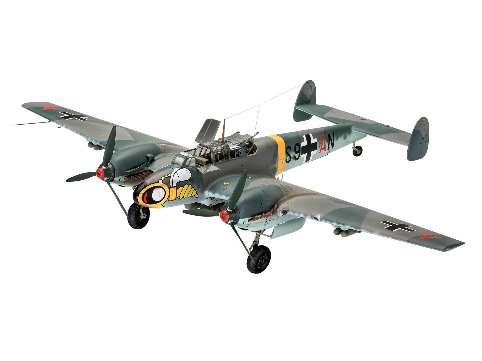 Revell Messerschmitt Bf110