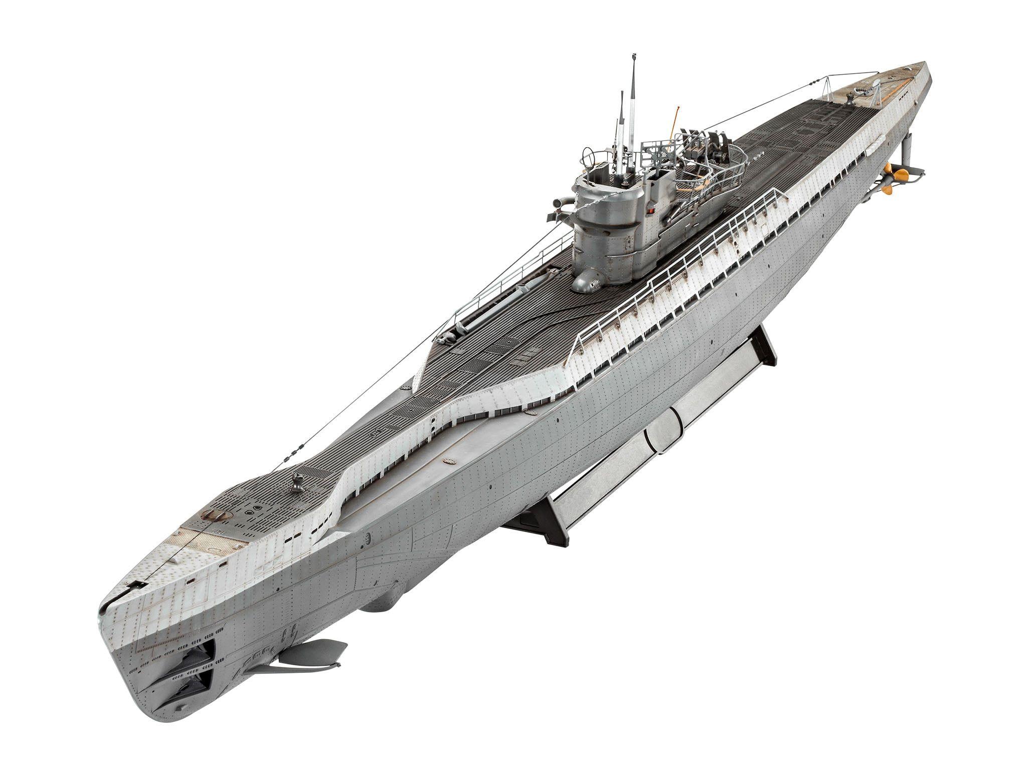Revell German Submarine Type IX C40 U190