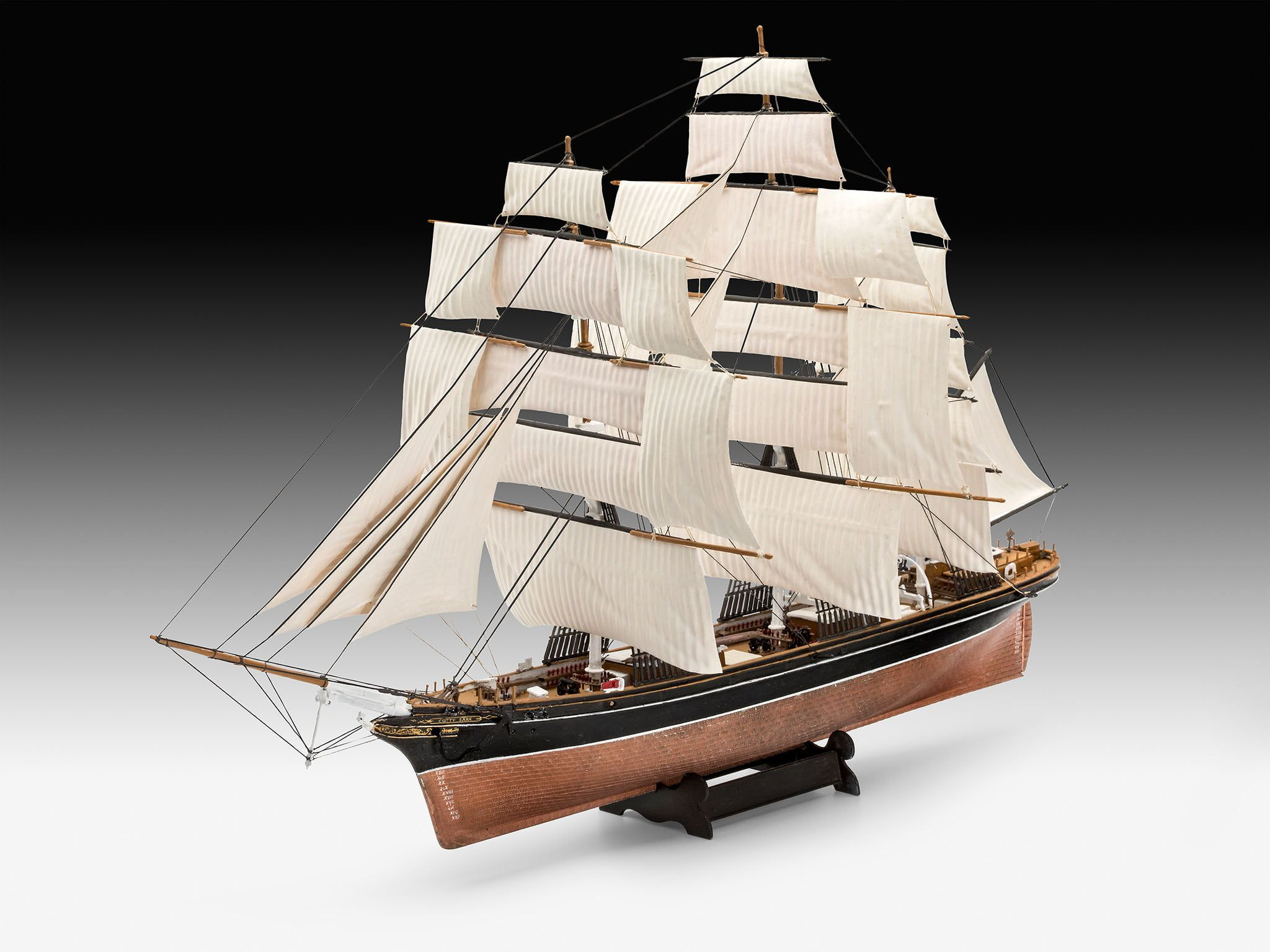 Revell Cutty Sark 150th Anniversary Gift Set