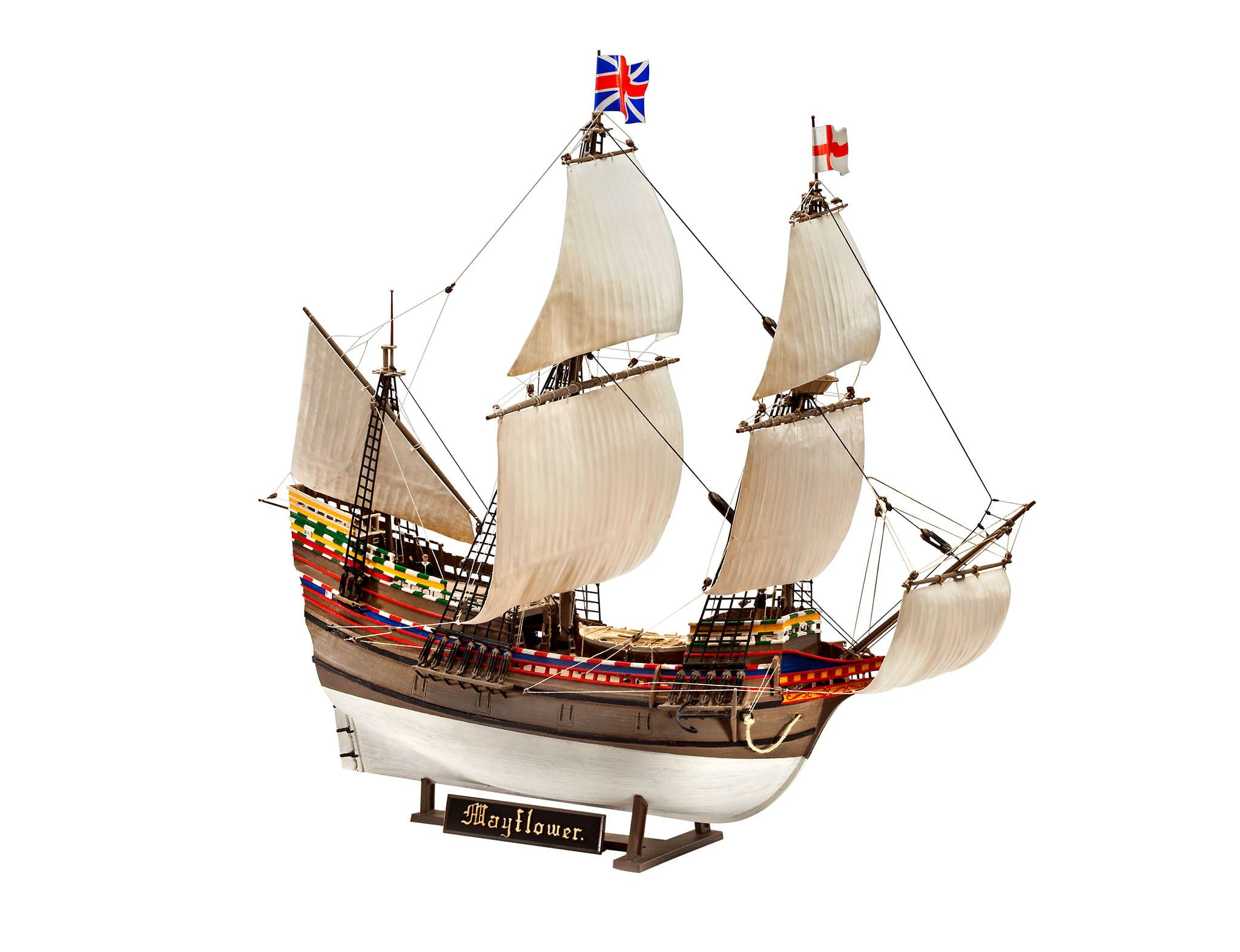 Revell Mayflower 400th Anniversary Gift Set