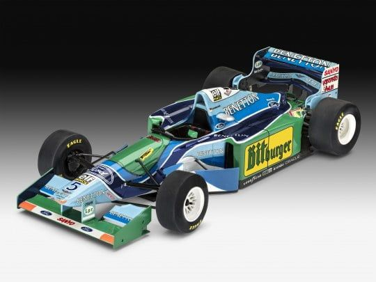 Revell 25th Anniversary Benetton Ford B194 24th scale