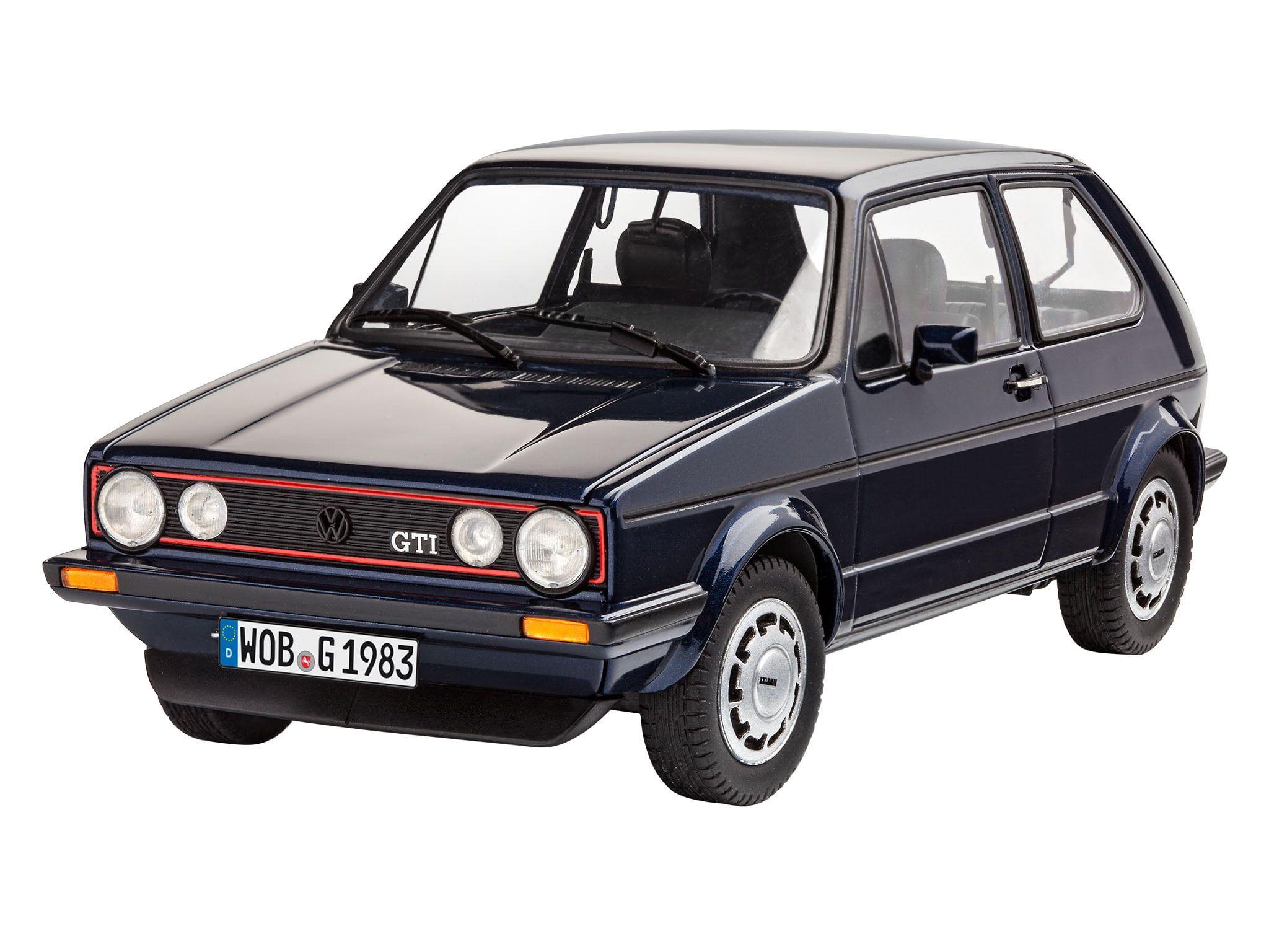 Revell Volkswagen Golf GTI Pirelli Kit