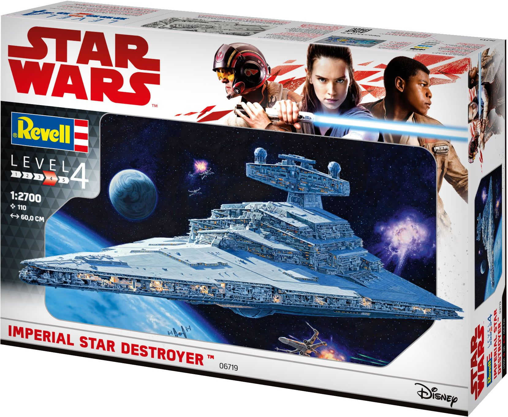 Revell Star Wars Imperial Star Destroyer Kit