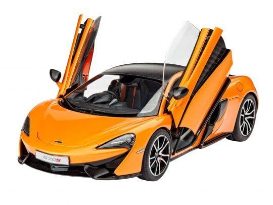 Revell McLaren 570S Model Car Kit