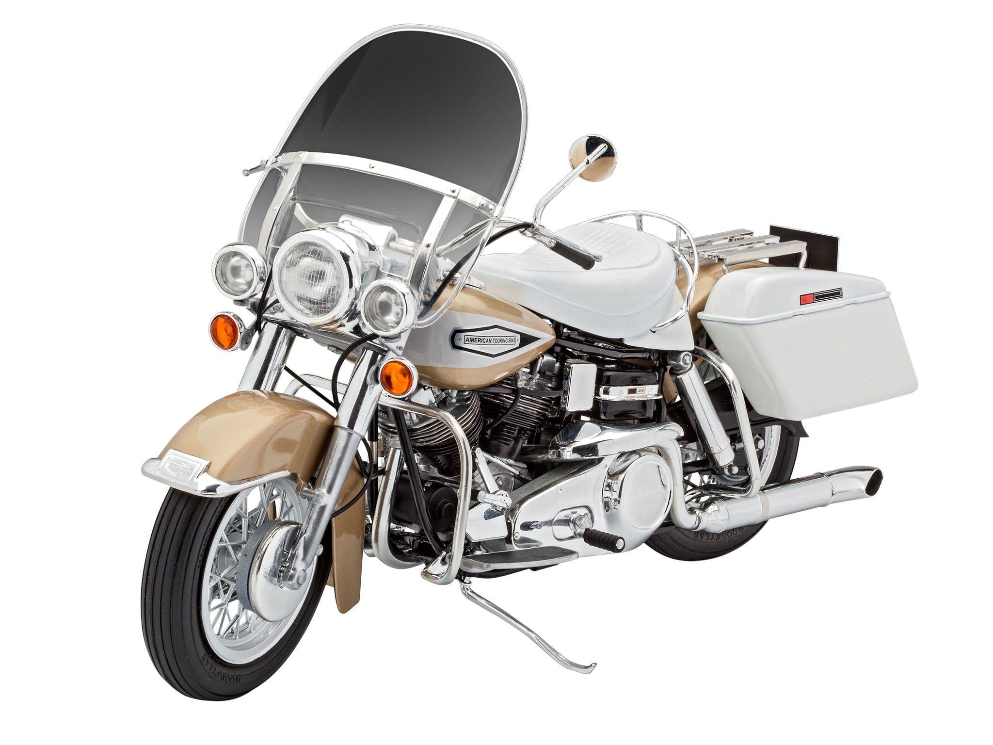 Revell US Touring Bike Kit