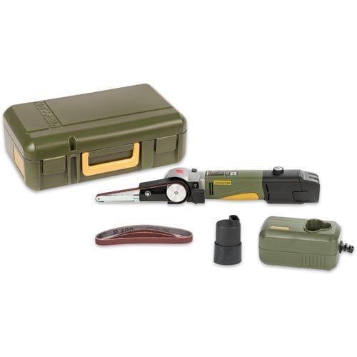 Proxxon Battery-Powered Belt Sander Cordless Tool