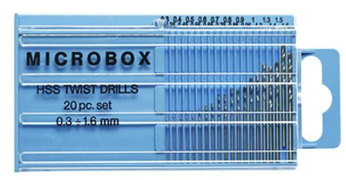 Expo 20pc HSS Drill Set In Box