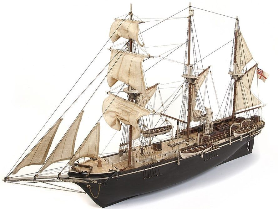 Occre Endurance 1:70 Scale Model Ship Kit