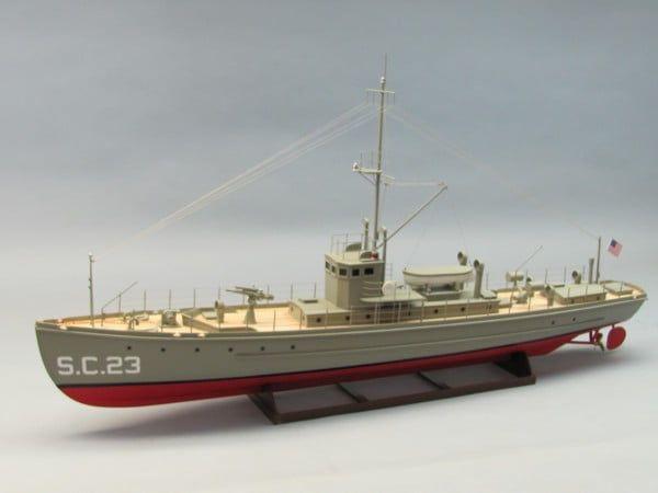 Dumas SC-1 Sub Chaser Kit