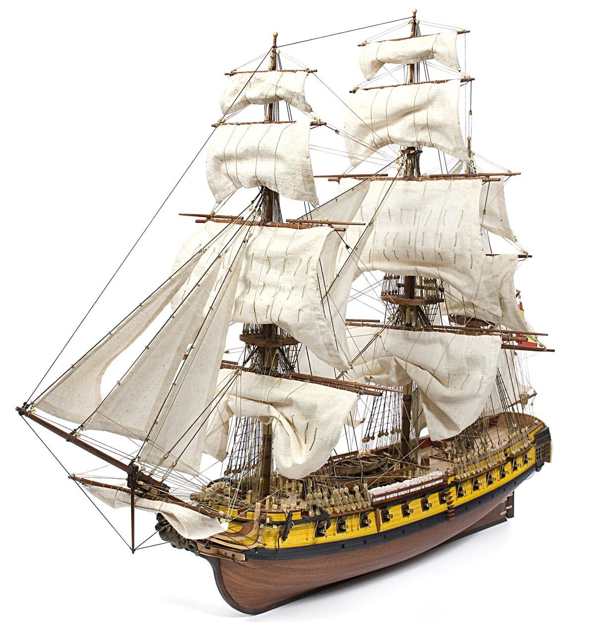 Occre Mercedes Spanish Frigate 1:85 Scale Model Ship Kit