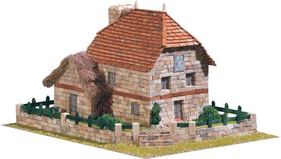 Aedes Ars Rural Country House Architectural Model Kit