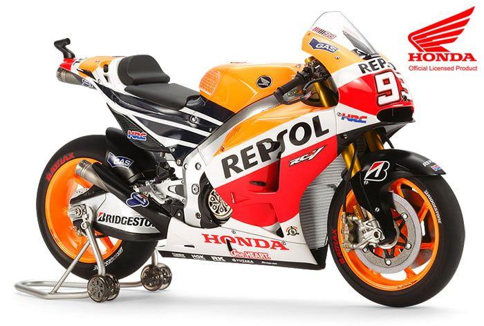 Tamiya Honda RC312V Repsol Motorcycle 1:12 Scale