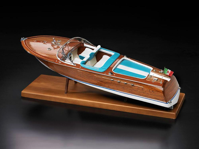 Amati Riva Aquarama Kit and Motor & Transmission Set Deal