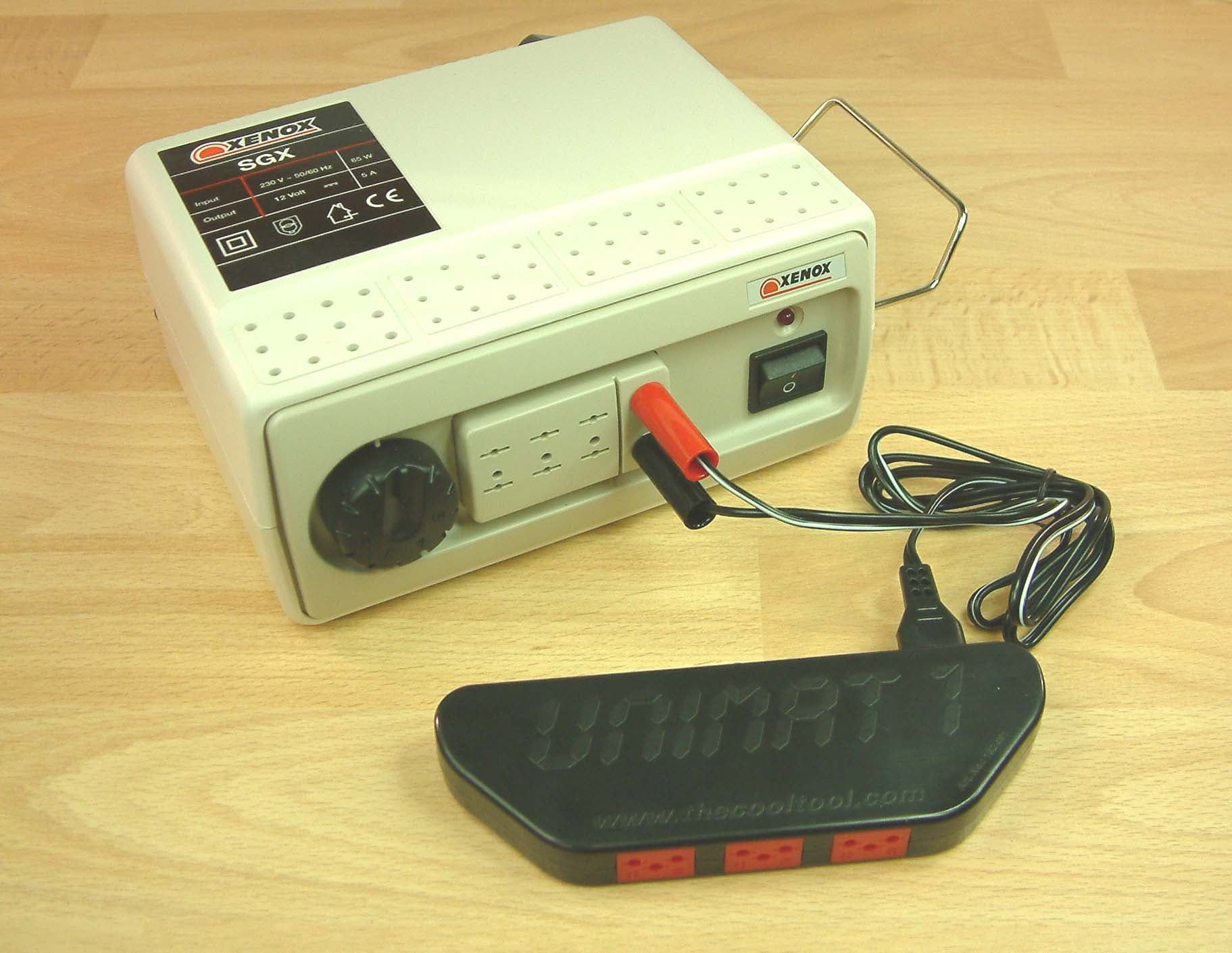 Unimat Multiple Output Power Supply 161410