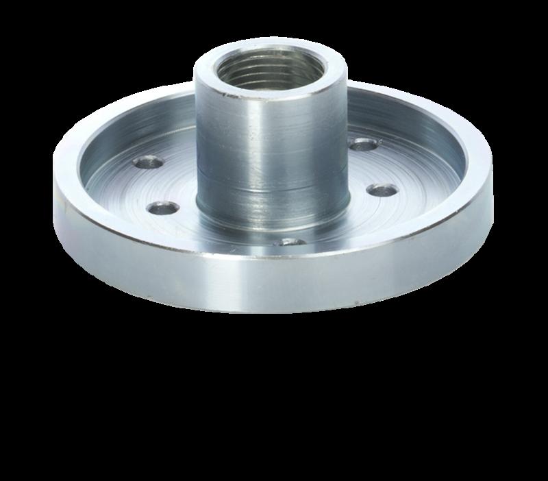Unimat Steel Face Plate 162080